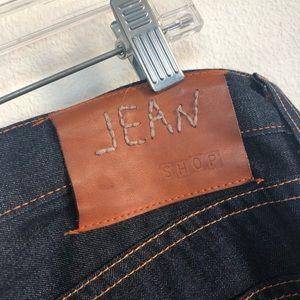 Jean Shop Jeans - Jean Shop Long Rocket Selvedge Denim Jeans